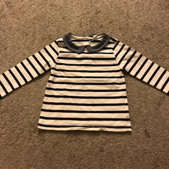c148b0683 GAP Shirts & Tops   Free Gift Toddler Long Sleeve Top   Poshmark